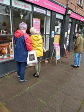 Revitalise: window shopping