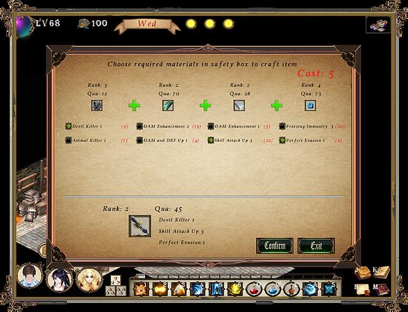 Singaria craft system
