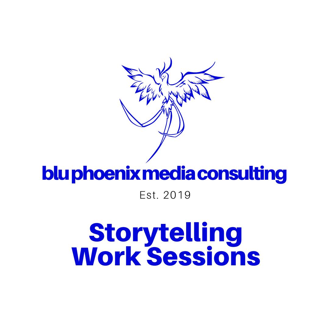 1-on-1 Storytelling Session