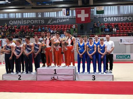 Erfolgreiche Schweizermeisterschaften für Schlossrueder Kunstturner