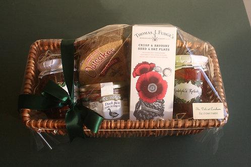 Small basket hamper - MEDLEY
