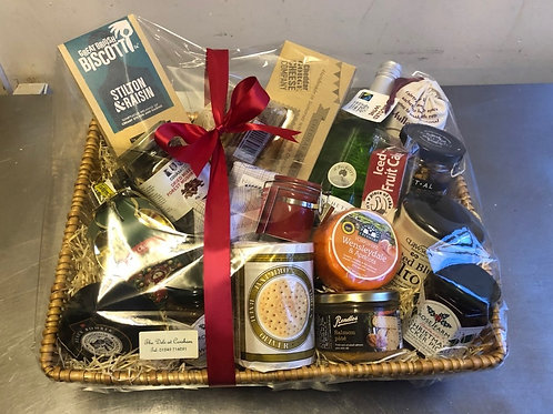 Large basket hamper - MEDLEY