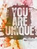 #youareunique