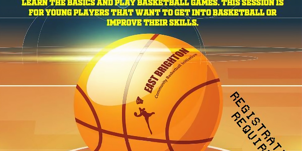OCTOBER MID TERM FREE BASKETBALL SESSIONS FOR 8-12 YEAR OLDS