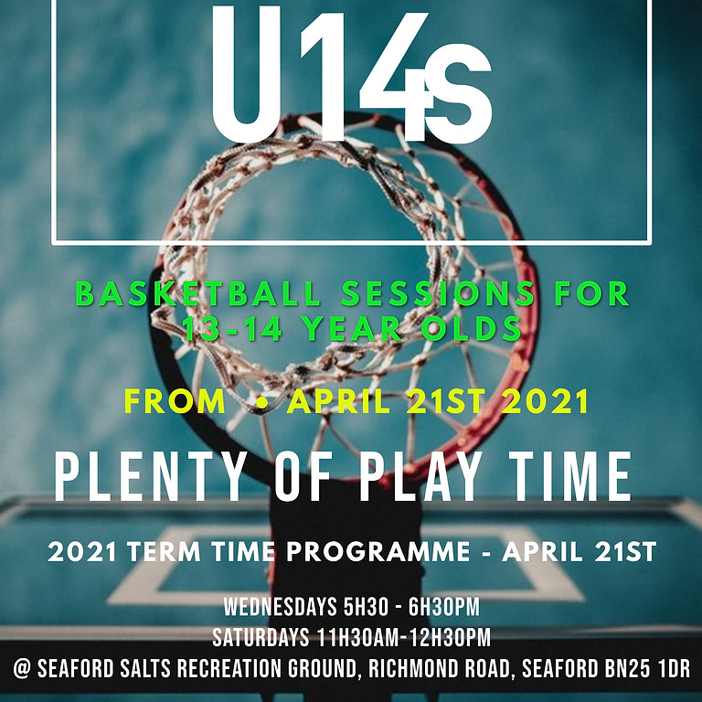 Under 14s (13-14 year olds)