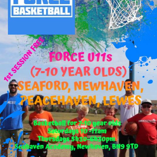 Under 11s (7-10 years old)