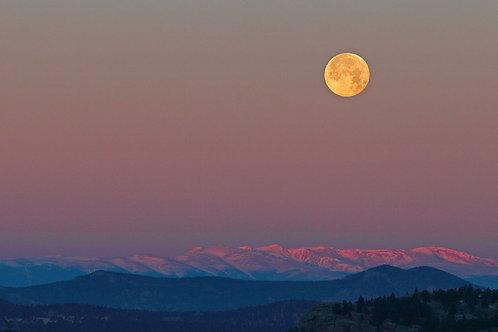 2018 Divide Moon