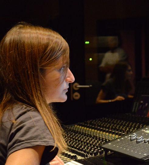 Natalia Perelman en Estudio Santito (mar