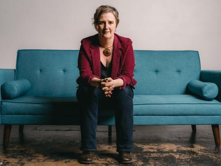 """Lynne Earls, ingeniera de sonido y productora: """"Si eres buena, la gente te recordará fácilmente"""""""