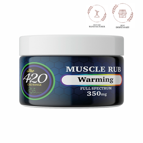 Muscle Rub warming 350mg