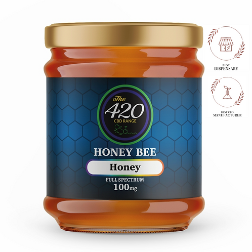 Honey Bee 100mg full spectrum