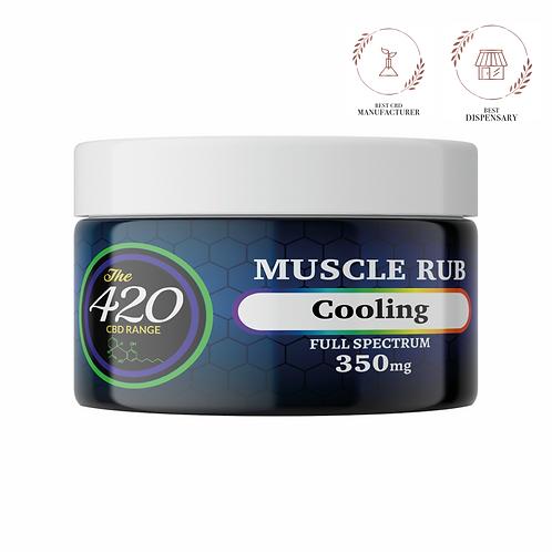 Muscle Rub - Cooling 350mg