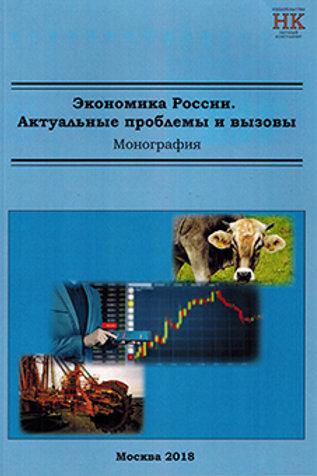 Экономика России. Актуальные проблемы и вызовы