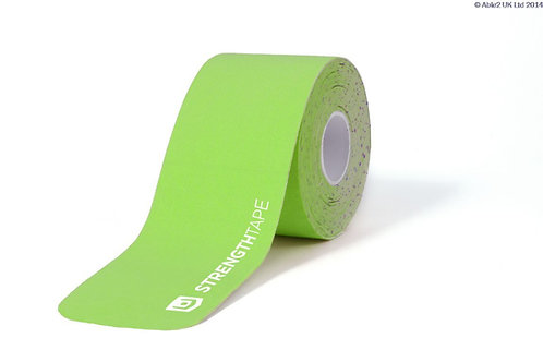 StrengthTape - 5m Roll Uncut - Green