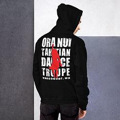 Ora Nui Dancer Unisex Hoodie