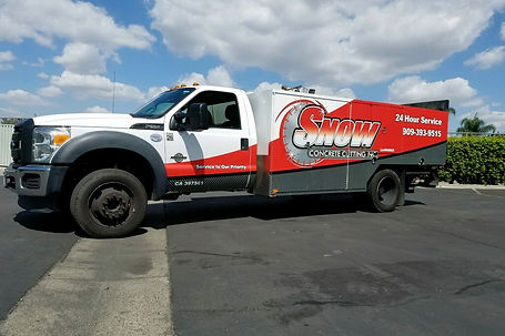 Snow Concrete Cutting, Inc.