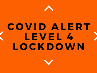 COVID-19 Alert Level 4 and Your Business