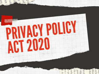 Privacy Act 2020