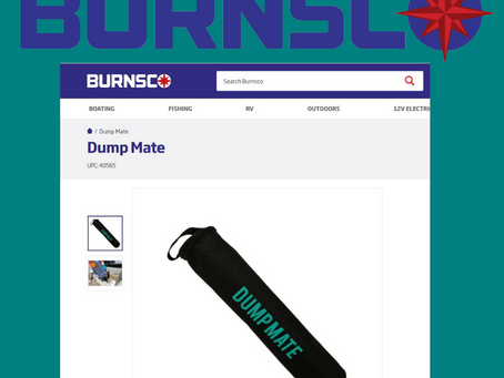 Now available at Burnsco