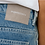 Thumbnail: ORGANIC BASICS - circular denim 5 pocket jeans washed