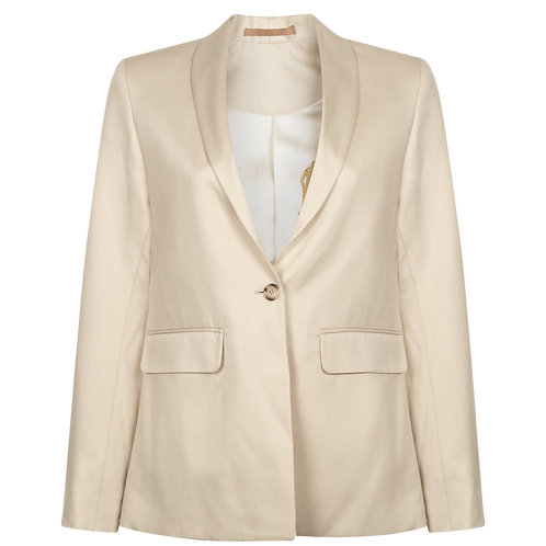 RHUMAA - Message blazer cream