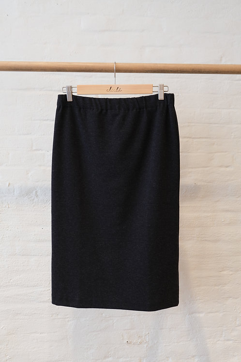 LAVANDERA - Fupi skirt gypsy grey