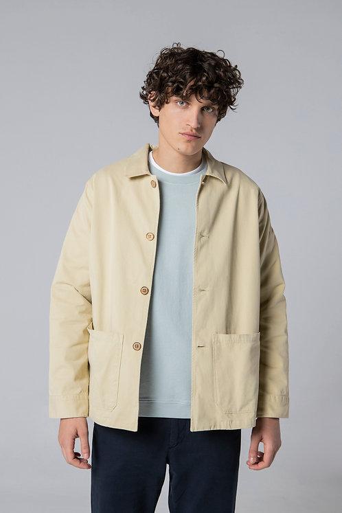 UNFEIGNED - Work jacket beige