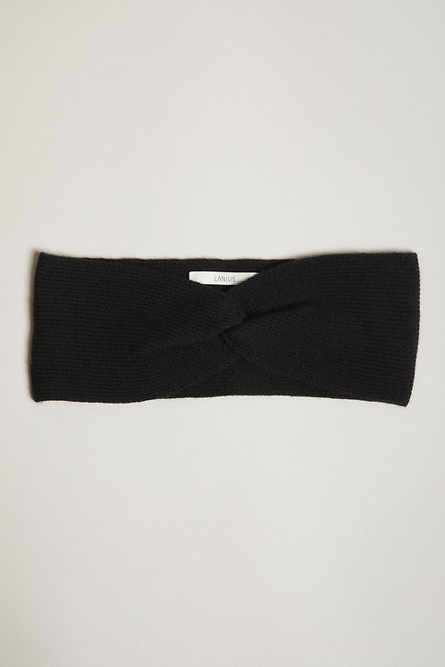 LANIUS - headband  black