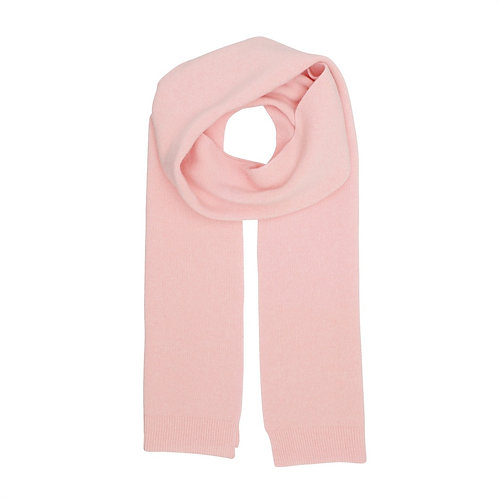 Colorful standard - merino scarf faded pink