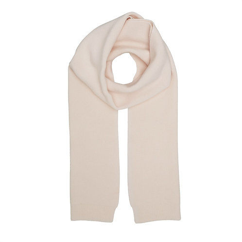 Colorful standard - merino scarf ivory white