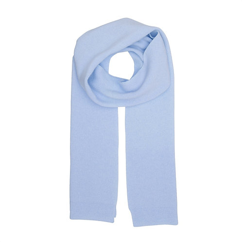 Colorful standard - merino scarf polar blue