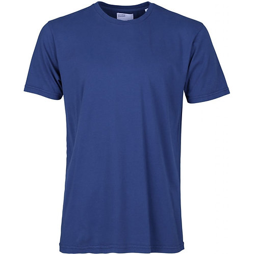 Colorful standard - classic organic tee royal blue