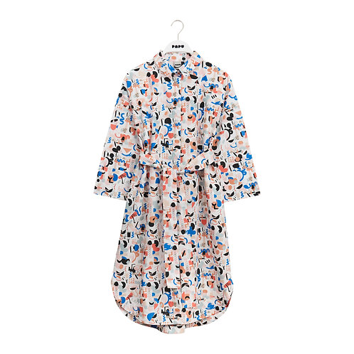 PAPU - Boheme dress imagination print