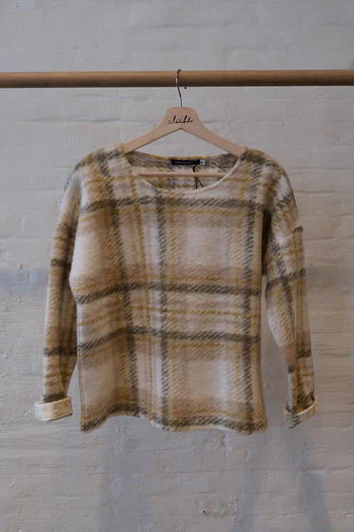 LAVANDERA - Juka sweater square