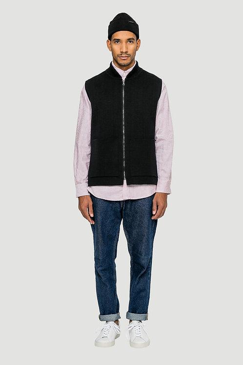 ROTHOLZ - Basic organic Milano vest