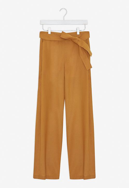 FRISUR - Kochava trousers clay