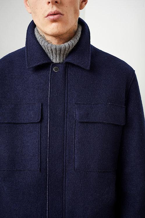 LANGERCHEN - Jacket Clent navy