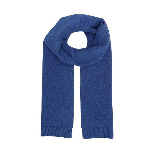 Colorful standard - merino scarf royal blue