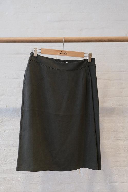 LAVANDERA - Fensea skirt pale green