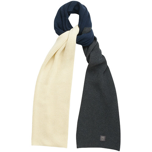 KCA - Juniper scarf dark grey