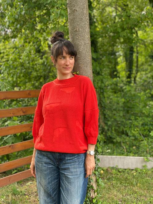 OAT AVA -  Noami sweater carotta