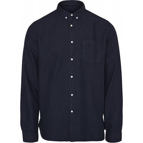 KCA - Larch LS tencel shirt