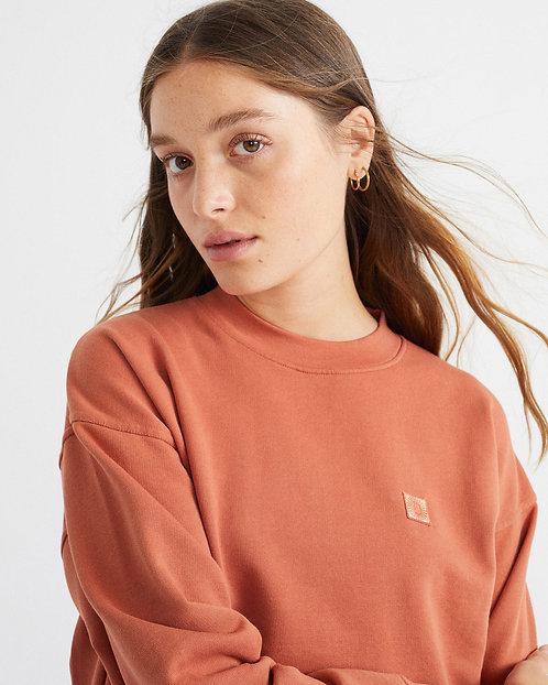 THINKING MU - Sweatshirt sol brick