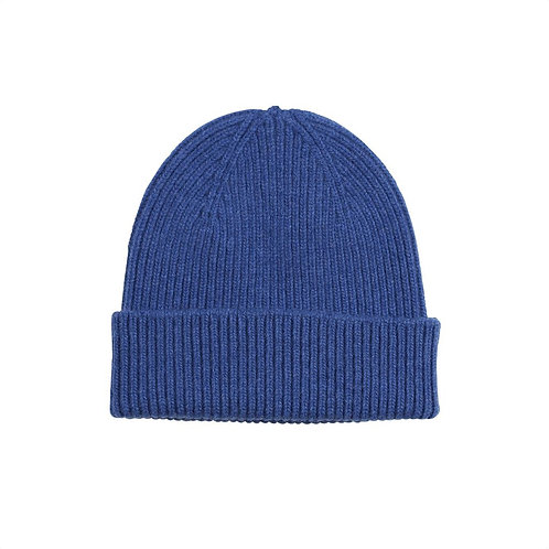 Colorful standard - beanie royal blue