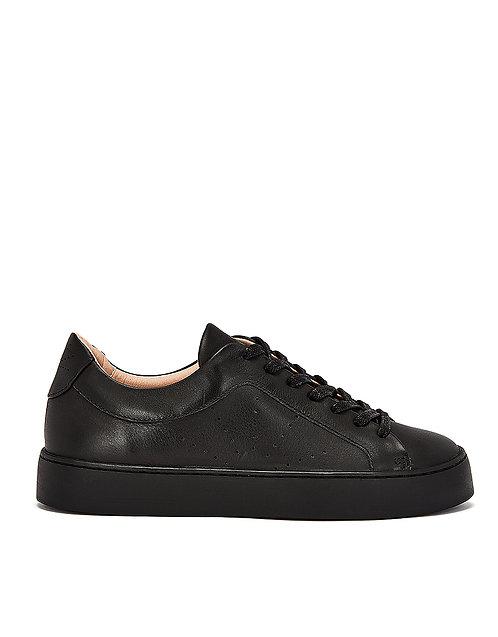 NINE TO FIVE - Gracia sneaker black star