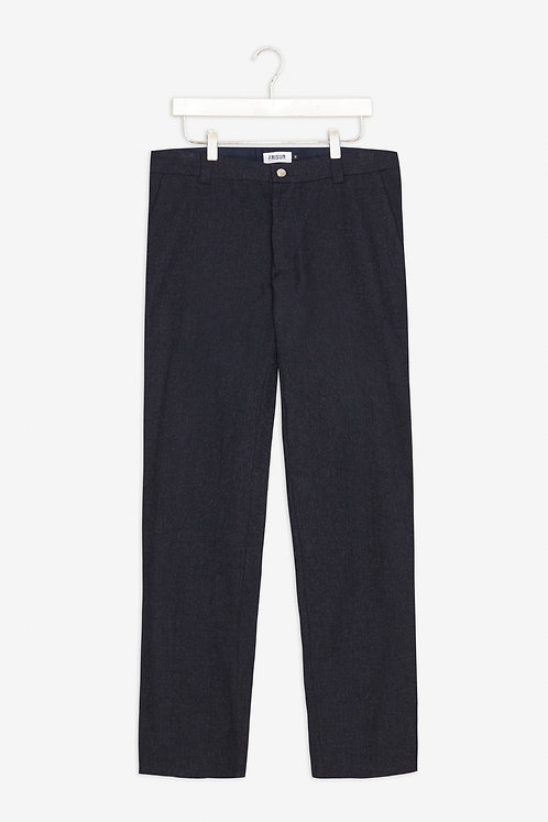 FRISUR - Jostha trousers structured navy
