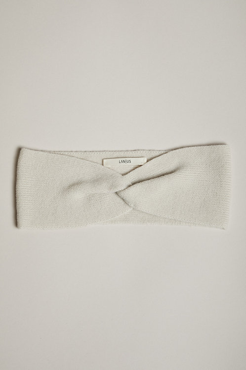 LANIUS - headband off white