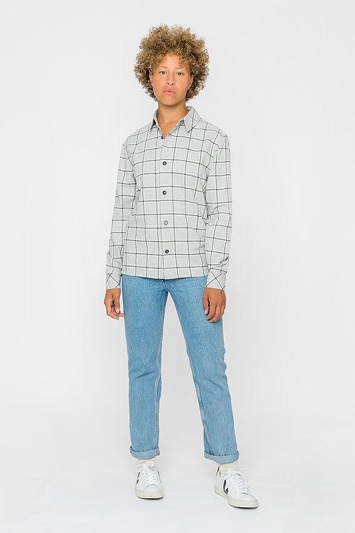 ROTHOLZ - Casual shirt grey check