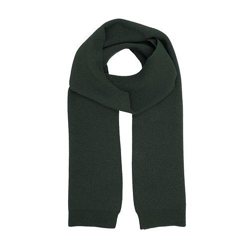 Colorful standard - merino scarf hunter green