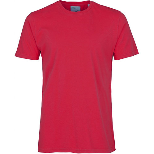 Colorful standard - classic organic tee scarlet red